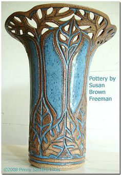 Susan Brown Freeman Pottery