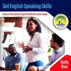 Spoken English course in Kolkata - IITT Language Academy English Speaking Skills, English Course, Global Citizen, Kolkata, Career, Language, How To Apply, Learning, Carrera