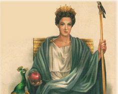 Ревность богини Геры