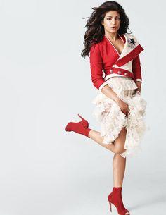 Priyanka Chopra #VogueIndia #Photoshoot #Bollywood #Fashion #Style #Beauty #PriyankaChopra