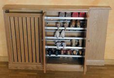 Felix Esteban - Armario empotrado a medida - Palencia Shoe Rack, Home, Custom Furniture, Furniture Restoration, Cover, Build A Wardrobe, Shoe Bench, Wood, Shoe Racks