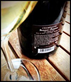 El Alma del Vino.: Champagne Bonnet-Ponson Cuvée Jules Bonnet Blanc de Noirs Extra Brut Premier Cru Millésime 2008.
