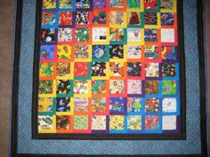10% off until the end of September. This is one of the last reversible quilts. The children love them!