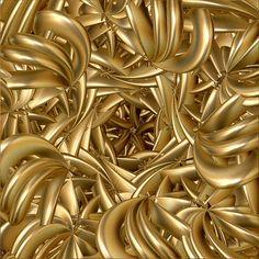 Spun Gold spiderweb fractal  check out my work!   http://shawn-dall.artistwebsites.com/