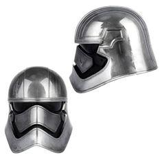 Star Wars: TFA Captain Phasma Premier Helmet Prop Replica