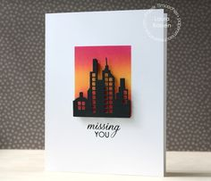 Trendy Tuesday – Cityscapes :: Paper Crafter's Library