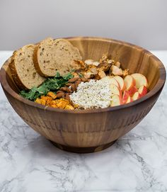 Sweetgreen Harvest Bowl Salad Chicken Curry Salad, Roasted Almonds, Cooking Together, Salad Ingredients, Rotisserie Chicken, Recipe Today, Copycat Recipes, Food Photo, A Food