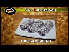 UBE BAR BREAD Pinoy Hapagkainan   Pinoy Hapagkainan