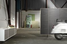 Face TV Console and Face Cupboard by Thijs Smeets