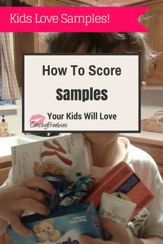 Kids love samples, too! At CatchyFreebies we have samples for you and your little ones. Join our members and you can explore the best samples online, including affordable activities for kids, coupons, and a frugal living blog with great ideas for free things to do as a family! We'll even help you save money with members-only giveaways! Sign up and start saving today! #KidsLoveSamples