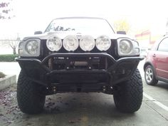 Nissan Xterra bumper, Tube bumpers can be ordered/custom made for around $500? Or maybe I need a welding class