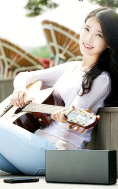 Lovely 'IU'~ Korea (Southern)