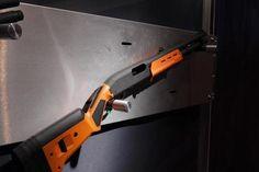 New from Magpul: Orange Shotgun Stocks - The Truth About Guns Tactical Armor, Tactical Shotgun, 870 Express, Firearms, Shotguns, Gun Rights, Weapons, Porn, Orange