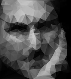 Distinguished Visage by Siddharth Govindan, via Behance