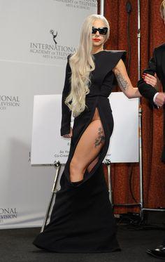 Lady Gaga - red carpet