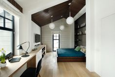 Маленькая спальня: 11 идей, как уместить все необходимое - Home and Garden