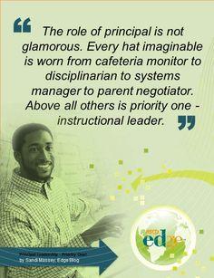 Principal Leadership - Priority One!