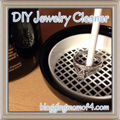 DIY Jewelry CleanerBlogging Mom of 4
