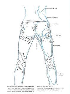 Clothing fold