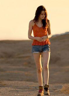 """Kristen Stewart is Tracy Tatro, l'une des plus belles rencontres de Christopher dans """"Into the Wild"""""""