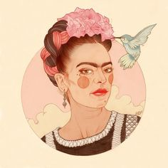 Obsessed with Frida Kahlo