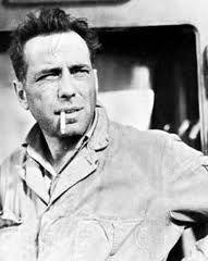 Humphrey Bogart. He was good enough for Lauren Bacall, good enough for me.