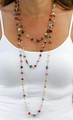 #Colgantes personalizados de #moda. #accesorios #mujer #complementos #bisutería. #bisuterias #Bisuteriademoda #bisuteria #pulsera #pulseras #collares