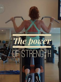 What's holding you back...physical strength or mental strength?  Sarah B Thomas-Fitness