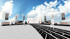stage / exhibition design_by.lee jae hyang on Behance