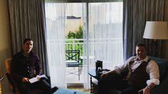 Did an interesting  vlog with Kyle Eschenroeder of @Startupbros