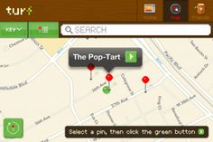 """Kickstarter project Turf Geography Club launches its """"Foursquare + Monopoly"""" app"""