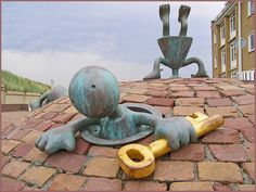 #Sculpture by Tom Otterness  Like, share!