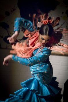 Flamenco Dancer Patricia Guerrero April 2014