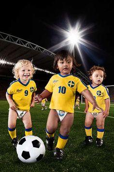#Baby #Soccer!