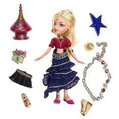 Bratz Cloe Genie Magic Doll
