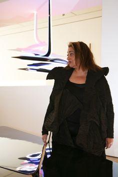 Zaha Hadid: Architecture and Fashion   DesignRulz.com