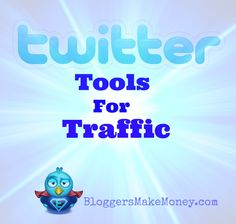 Awesome Twitter Tool That You Can Use To Drive Traffic Every Day! #SocialMedia #TwitterTips #MarketingTIps #Blogging