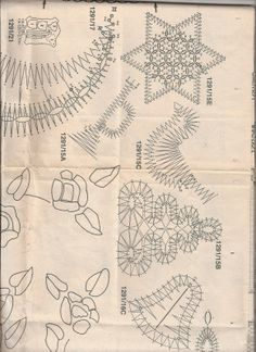 From Annacraft - Lada - Picasa Web Albums Bobbin Lace Patterns, Weaving Patterns, Quilt Patterns, Lace Making, Tatting, Embroidery Designs, To My Daughter, Vintage World Maps, Projects To Try