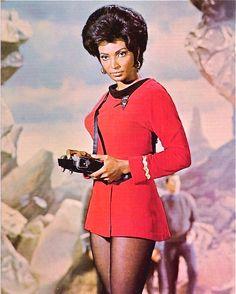 Nichelle Nichols 1966