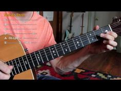 Acoustic Blues Guitar Lick - Texas Blues Guitar Lesson - YouTube