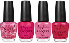 OPI minnie mouse collection!