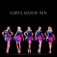 "Girls Aloud, ""Ten"". Girls Aloud - Beautiful 'Cause You Love Me      via McTube for iPhone/iPad. https://www.youtube.com/watch?v=b2ioQw6Oebo"
