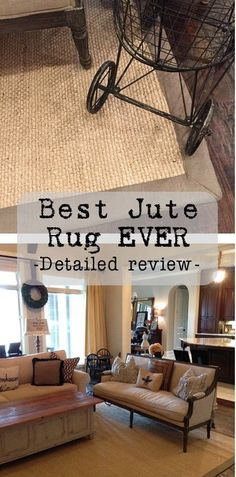 Jute Rug Review-The