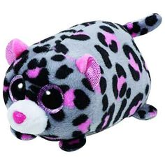 Miles Leopard Teeny Ty | Wonder Works Toys
