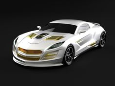 Swedish design firm Gray Design has released several new concept cars up for sale to the ultra-wealthy.