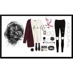 Polyvore, Image, Fashion, Moda, Fashion Styles, Fasion