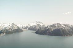 British Columbia by Luke Gram