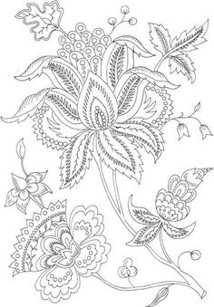 Embroidery Pattern. Image Only. Link Broken. jwt