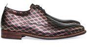 Zwarte/Groene/Rode/Gele Floris van Bommel schoenen 14304