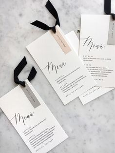 How To Choose A Tasty Wedding Menu – Wedding Candles Ideas Country Wedding Invitations, Wedding Stationary, Wedding Invitation Design, Wedding Menu Template, Menu Design, Tag Design, Design Ideas, Name Cards, Business Card Design